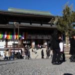 成田山節分会のゲスト 2015年NHK大河ドラマから参加するのは?