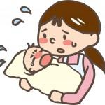 赤ちゃんが予防接種の後に熱が出た時の対処とお風呂について