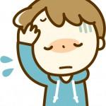 頭痛があっても子供に熱なしな場合の原因と対処方法