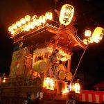 川越祭りの日程2018!山車のルートと交通規制 雨の場合は?